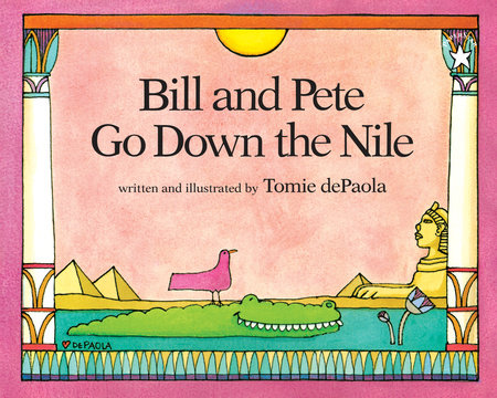 Bill and Pete down the Nile