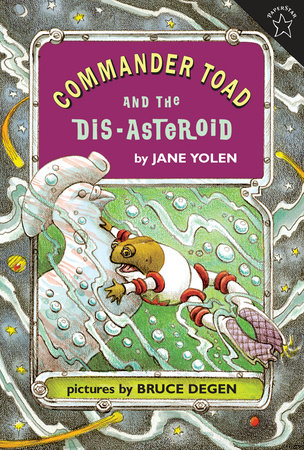 Commander Toad Dia Gb by Jane Yolen