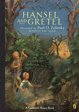 Hansel and Gretel by Rika Lesser