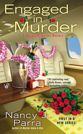 Engaged in Murder by Nancy J. Parra