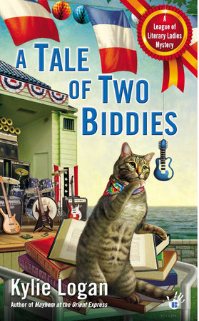 A Tale of Two Biddies by Kylie Logan