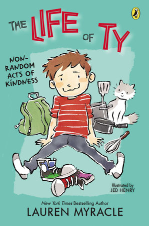 Non-Random Acts of Kindness by Lauren Myracle