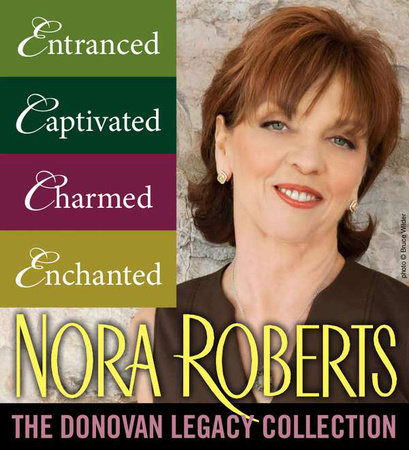 Nora Roberts' Donovan Legacy Collection by Nora Roberts