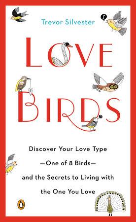 Lovebirds by Trevor Silvester