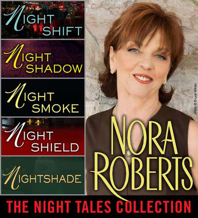 Nora Roberts' Night Tales Collection by Nora Roberts
