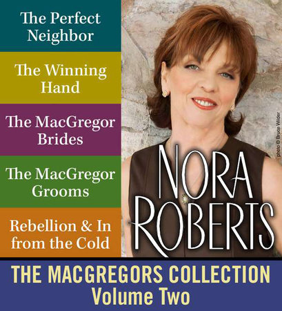 Nora Roberts' MacGregors Collection: Volume 2 by Nora Roberts