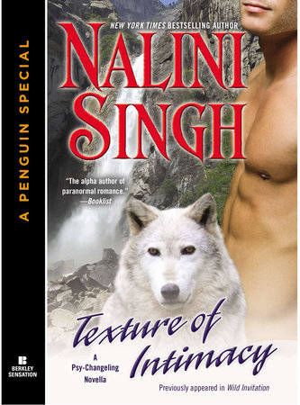 Texture of Intimacy by Nalini Singh