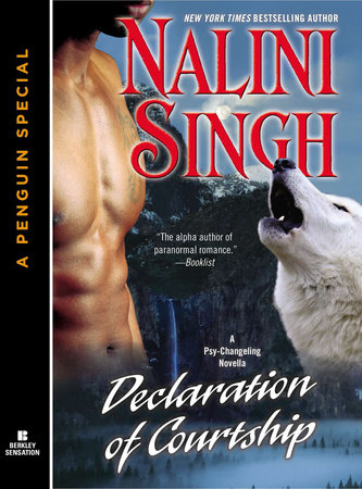 Declaration of Courtship by Nalini Singh