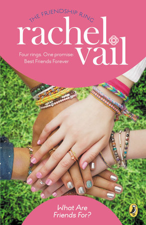 What Are Friends For? by Rachel Vail