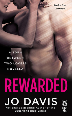 Rewarded by Jo Davis