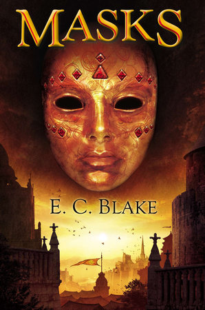 Masks by E. C. Blake