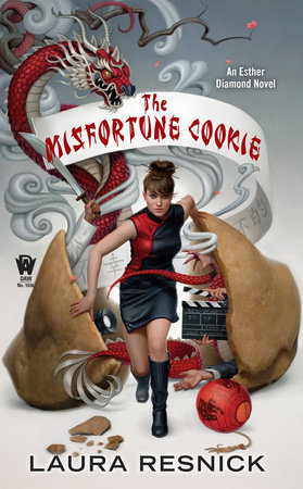 The Misfortune Cookie by Laura Resnick