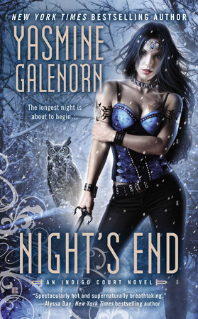 Night's End by Yasmine Galenorn