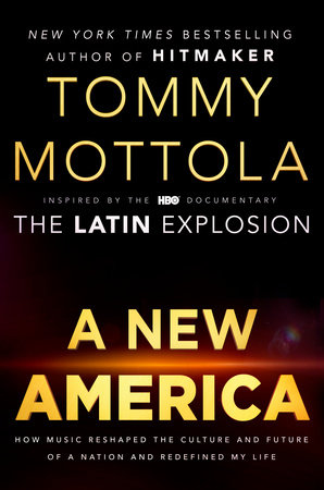 A New America by Tommy Mottola