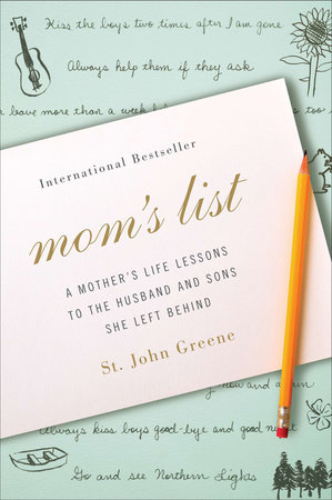 Mom's List by St. John Greene