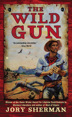 The Wild Gun by Jory Sherman