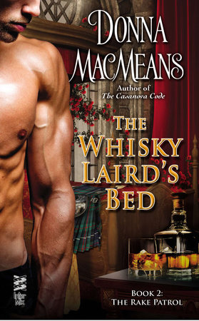 The Whisky Laird's Bed