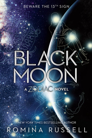 Black Moon by Romina Russell