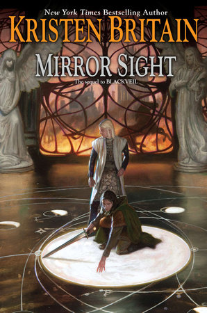 Mirror Sight by Kristen Britain
