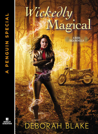 Wickedly Magical by Deborah Blake