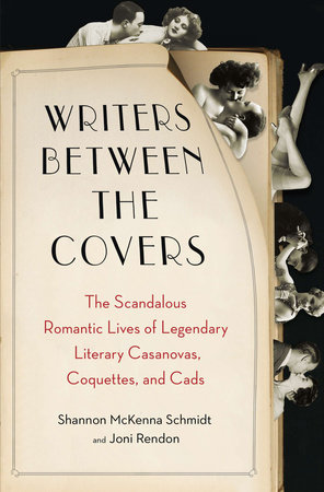 Writers Between the Covers by Joni Rendon and Shannon Mckenna Schmidt