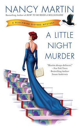 A Little Night Murder by Nancy Martin