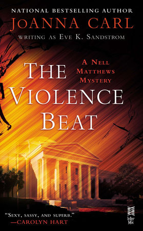 The Violence Beat by JoAnna Carl