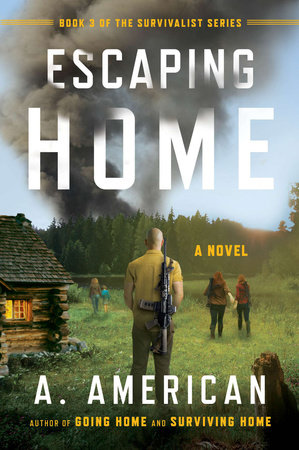 Escaping Home by A. American