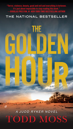 The Golden Hour by Todd Moss