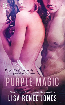 Purple Magic by Lisa Renee Jones