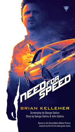 Need for Speed by Brian Kelleher