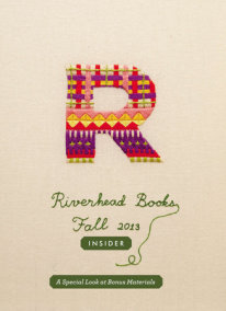 Riverhead Books Fall 2013 Insider