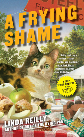 A Frying Shame by Linda Reilly