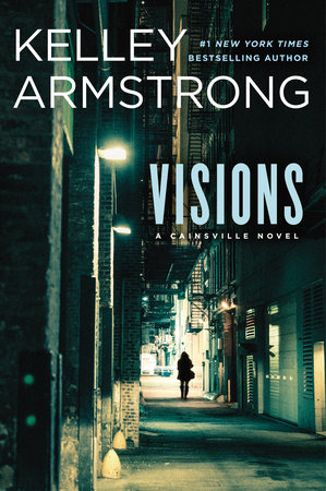 Visions by Kelley Armstrong