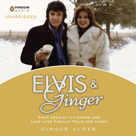 Elvis and Ginger Book Cover Picture