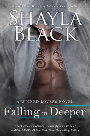 Falling in Deeper by Shayla Black