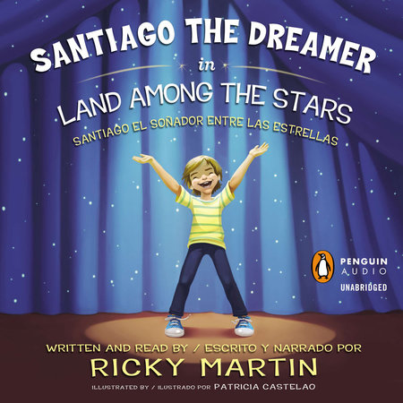 Santiago the Dreamer in Land Among the Stars by Ricky Martin