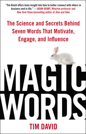 Magic Words by Tim David