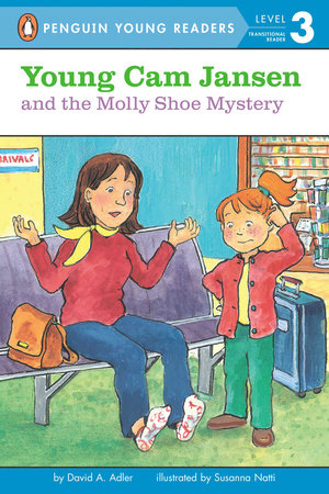 Young Cam Jansen and the Molly Shoe Mystery by David A. Adler