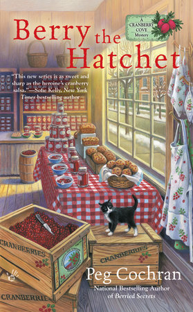 Berry the Hatchet by Peg Cochran
