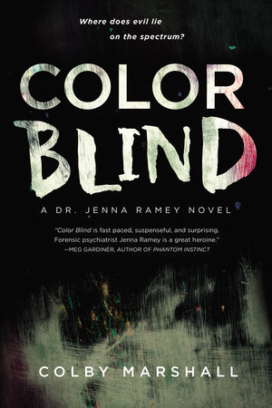 Color Blind by Colby Marshall