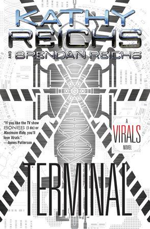 Terminal by Kathy Reichs and Brendan Reichs