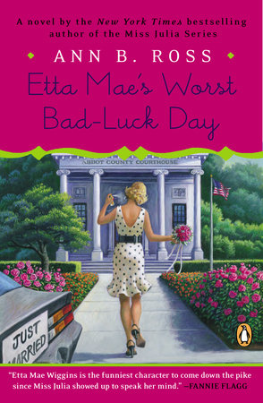 Etta Mae's Worst Bad-Luck Day by Ann B. Ross