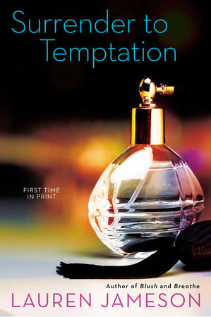 Surrender to Temptation by Lauren Jameson