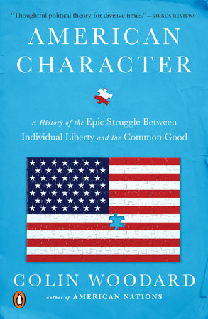 American Character by Colin Woodard