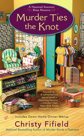 Murder Ties the Knot by Christy Fifield