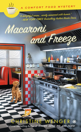 Macaroni and Freeze by Christine Wenger