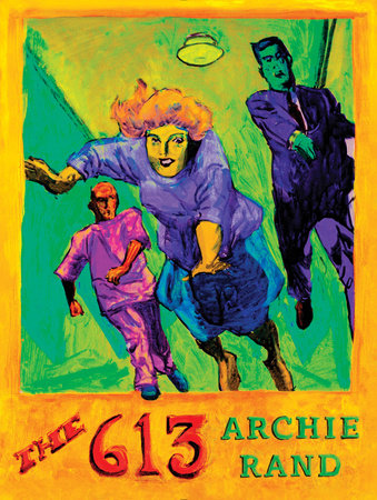 The 613 by Archie Rand