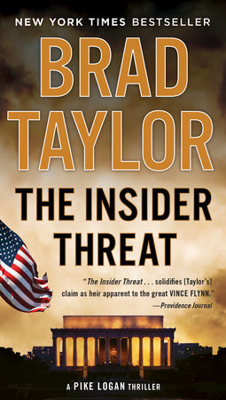 The Insider Threat by Brad Taylor