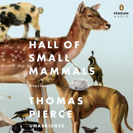 Hall of Small Mammals by Thomas Pierce